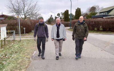 Promenad för att uppmärksamma utsatta kvinnor